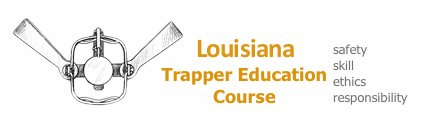 Louisiana Trapper Education
